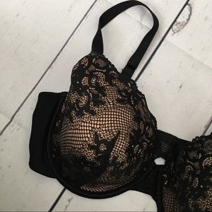 Soma Intimates & Sleepwear - Soma black lace bra